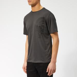 The North Face Men's Ondras Short Sleeve T-Shirt - Asphalt Grey