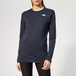 The North Face Women's Simple Dome Long Sleeve T-Shirt - Urban Navy