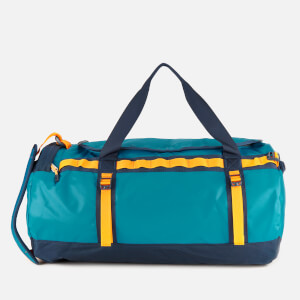 The North Face Base Camp Large Duffel Bag - Crystal Teal/Urban Navy
