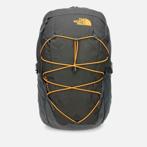 The North Face Borealis Backpack - Asphalt Grey Dark Heather