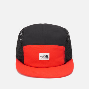 The North Face Class V TNF Fie Panel Hat - Fiery Red/TNF Black
