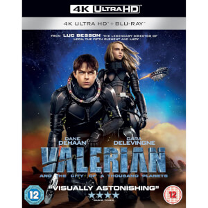 Valerian - 4K Ultra HD (Includes Blu-ray)