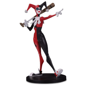 DC Collectibles DC Artists Alley Statue Harley Quinn by Hainanu Nooligan Saulque 17 cm