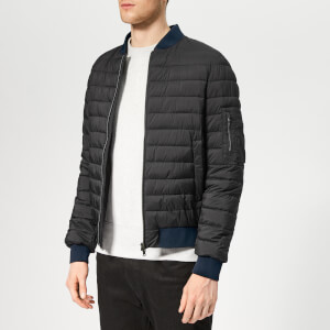 Herno Men's Legend Bomber Jacket - Navy