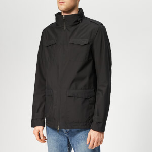 Herno Men's Laminar Field Jacket - Black