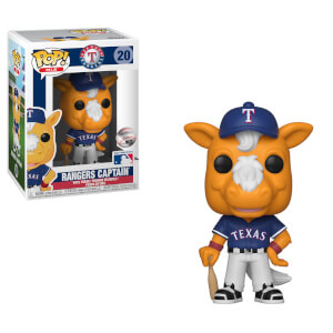 MLB Texas Ranger's Captain Pop! Vinyl Figure