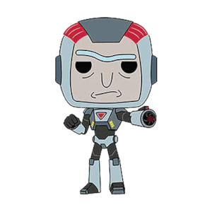 Rick and Morty - Rick Mech Suit Pop! Vinyl Figur
