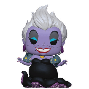 Disney The Little Mermaid - Ursula with Flotsam and Jetsam Funko Pop! Vinyl
