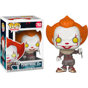IT Chapter 2 Pennywise With Blade EXC Funko Pop! Vinyl