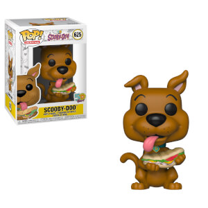 Scooby Doo - Scooby Doo w/ Sandwich Animation Funko Pop! Vinyl