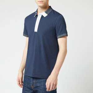 BOSS Men's Paule 2 Polo Shirt - Navy