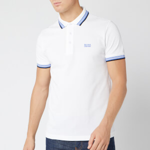 BOSS Men's Paddy Polo Shirt - White