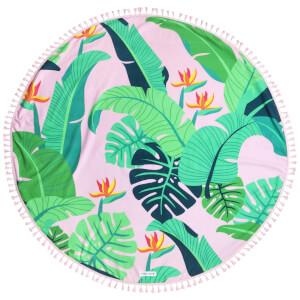 Sunnylife Round Fouta Towel - Monteverde