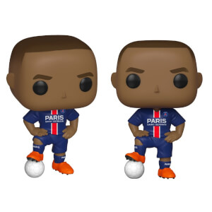Paris Saint-Germain - Kylian Mbappé LTF Pop! Vinyl Figur