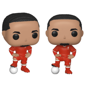 Liverpool - Virgil van Dijk Football Funko Pop! Figuur