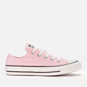Converse Women's Chuck Taylor All Star Ox Trainers - Pink Foam