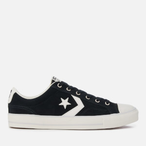 Converse Men's Star Player Ox Trainers - Black/Egret/Mouse