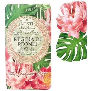 Nesti Dante Regina di Peonie No. 3 Soap 250g