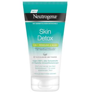 Neutrogena Skin Detox 2‐In‐1 Reinigung & Maske