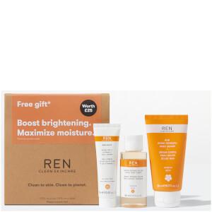 REN Radiance Kit (Free Gift)