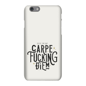 Carpe F*cking Diem Phone Case for iPhone and Android