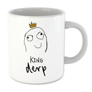 King Derp Mug
