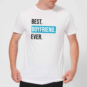 Best Boyfriend Ever Men's T-Shirt - White
