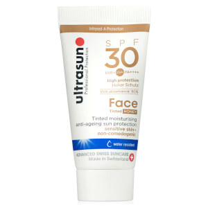 Ultrasun SPF 30 Tinted Face 15ml (Free Gift)