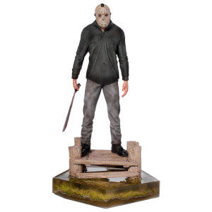 Iron Studios Friday the 13th Deluxe Art Scale Statue 1/10 Jason 25 cm