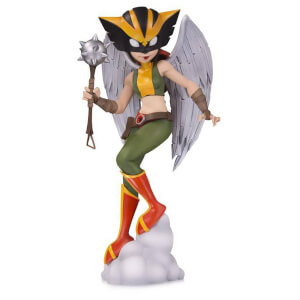 Figurine Hawkgirl en PVC par Zullo (18 cm), DC Artists Alley – DC Collectibles