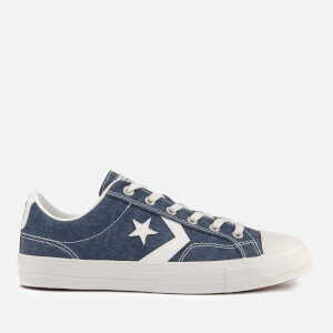 Converse Men's Star Player Ox Trainers - Navy/Egret/Egret