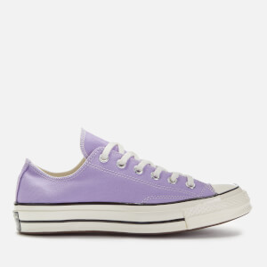 Converse Chuck 70 Ox Trainers - Washed Lilac/Egret/Egret