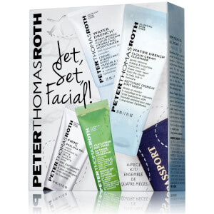 Peter Thomas Roth Jet Set Facial Kit (Worth $55)