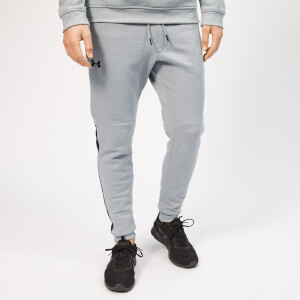 Under Armour Men's Microthread Fleece Joggers - Steel Light Heather