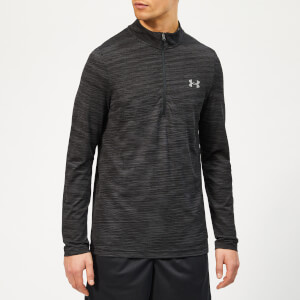 Under Armour Men's Vanish Seamless 1/2 Zip Top - Black