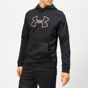 Under Armour Men's Performance Fleece Graphic Hoody - Black