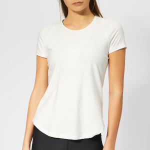 Under Armour Women's Vanish Shorts Sleeve T-Shirt - Onyx White
