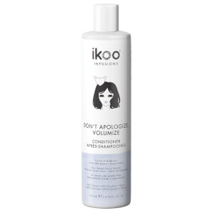 ikoo Conditioner - Don't Apologize, Volumize 250ml