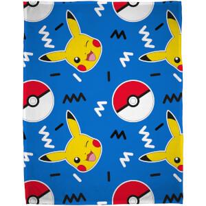 Pokémon Memphis Fleece Blanket