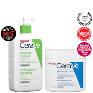 CeraVe Large Sizes duo viso maxi