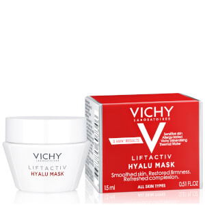 Vichy LiftActiv Hyalu Mask 15ml (Free Gift)