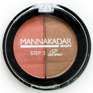 Manna Kadar Mineral Powder Chic/Trifecta Duo