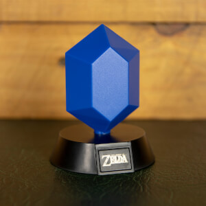 Lampe Rubis bleu – The Legend of Zelda