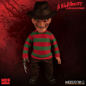 Mezco A Nigzavvihtmare on Elm Street: Mega Scale Talking Freddy Krueger