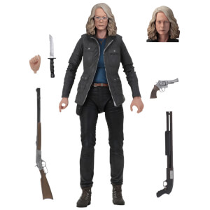"NECA Halloween (2018) - 7"" Scale Action Figure - Ultimate Laurie Strode"