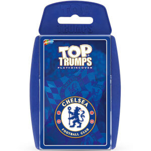 Top Trumps Card Game - Chelsea F.C Edition