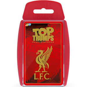 Top Trumps Specials - Liverpool FC