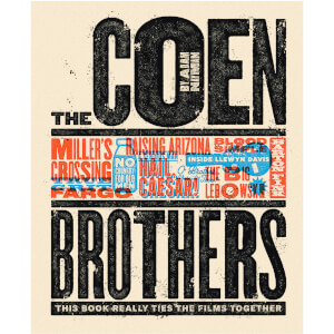 The Coen Brothers: This Book Really Ties the Films Together (Hardback)