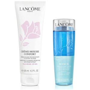 Lancôme Bificil and Mousse Confort Gift 125ml (Free Gift)