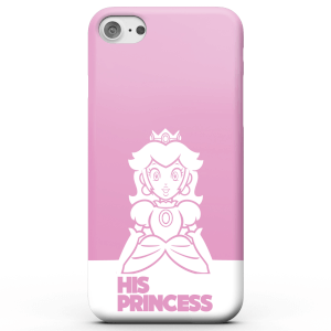 Coque Smartphone His Princess - Super Mario pour iPhone et Android